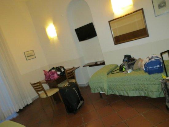 Hotel Residence Miramare: room