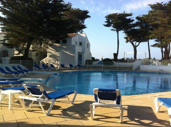 Hotel Punta Lara : piscine