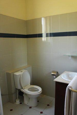 Ocean Pearl Hotel: Bathroom