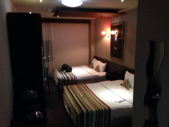 Design Hotel Mr. President: Room