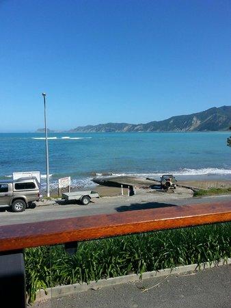 Te Puka Tavern: View from room