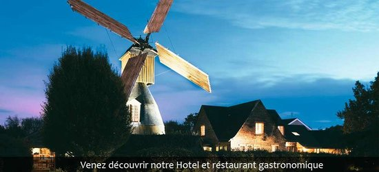 Restaurant Le Cavier : le moulin