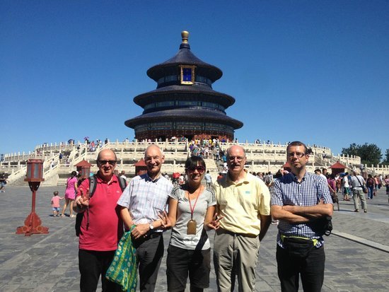Happy Birthday  Picture Of Beijing Private Oneday Tour Guide Susan Liu Yun