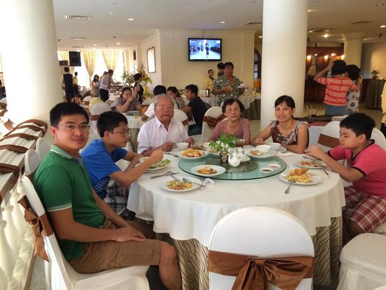 Sammy Hotel Vung Tau : Breakfast