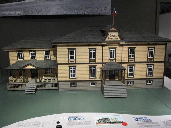Musee Acadien du Quebec a Bonaventure