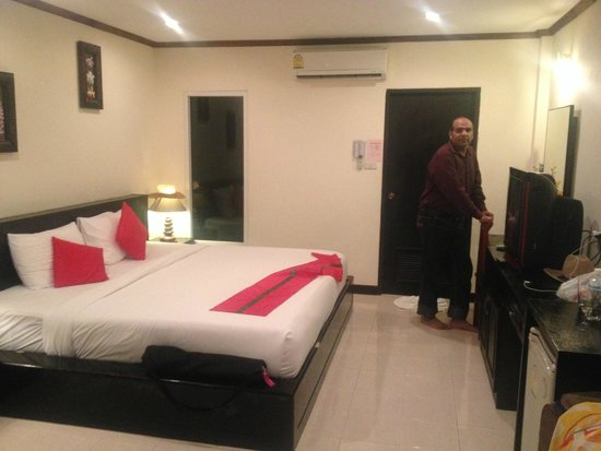 Andaman Seaside Resort : Hotel room
