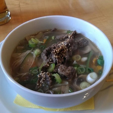 Soraksans: суп