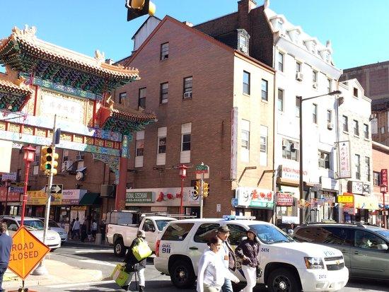 China Town: entrada