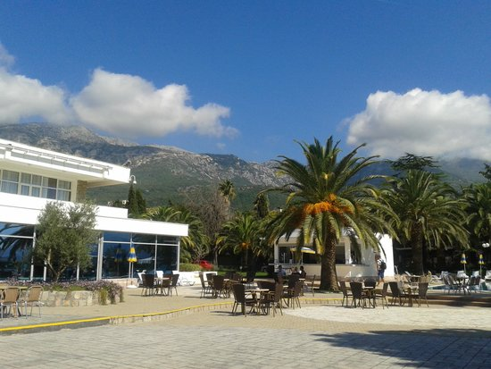 Hotel Montenegro Beach Resort : Отель Монтеннегро.