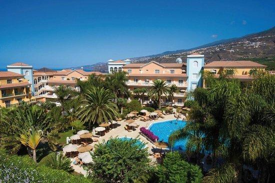 Hotel Riu Garoe: Aerial view