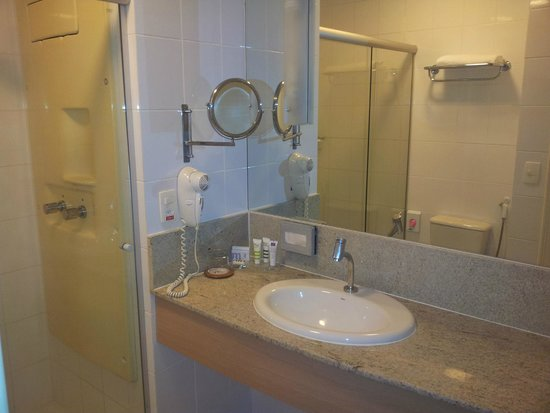 Hotel Mercure Manaus: bath