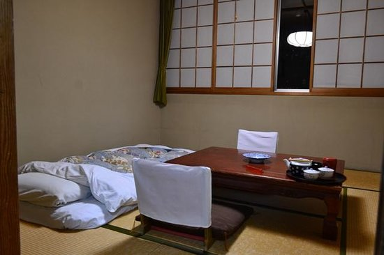 Kaigetsu: The room