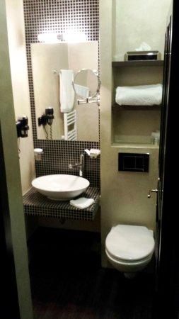 Design Hotel Jewel Prague: bath