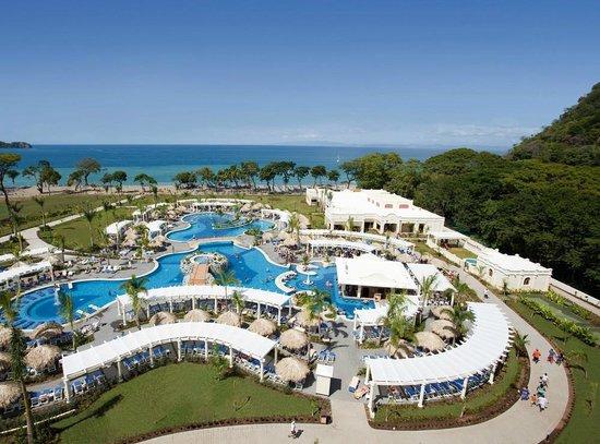 Hotel Riu Guanacaste: Pool view