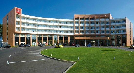 Hotel Riu Helios: Exterior