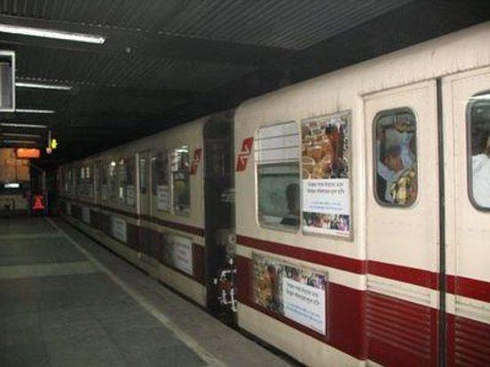 Metro Railway : Kolkata Metro