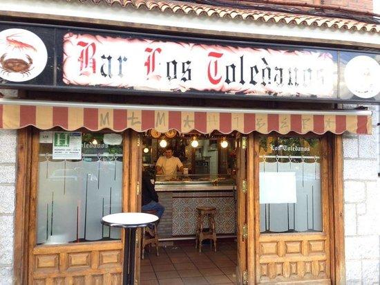 imagen Bar restaurante los toledanos en Madrid