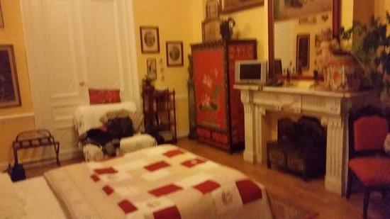Hotel Les Bluets: la nostra camera