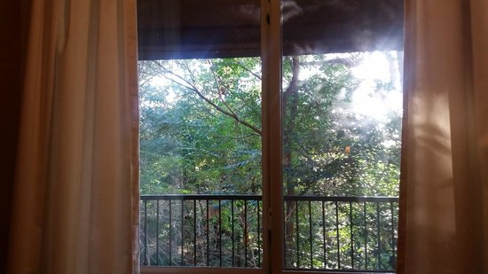 Lookout Lodge: Jacuzzi Suite View