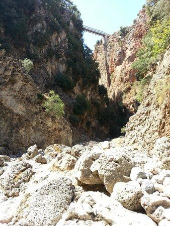 Aradena - Picture of The Gorge of Aradena, Aradena ...