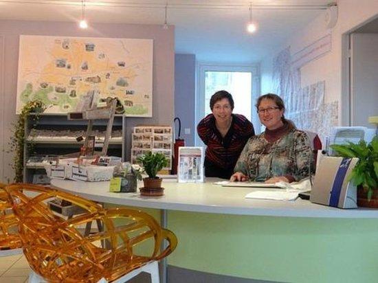 Locmine, Prancis: Fabienne et Françoise vous attendent !