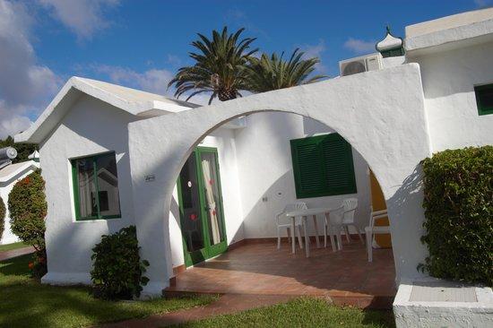 Canary Garden Club: Our room