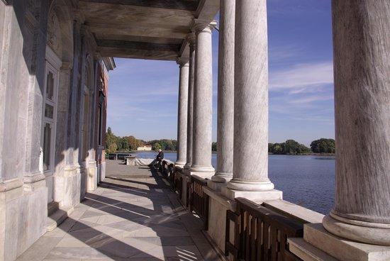 Falkensee, Jerman: Potsdam Neuer Garten Marmorpalais am Heiligen See