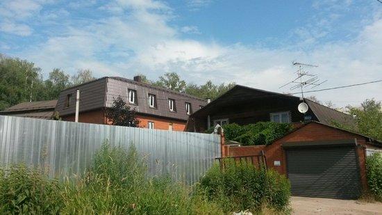 Uninn Hotel Vnukovo : Отель в деревне Рассказовка