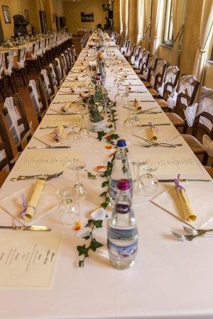 Hotel La Foresta: Allestimenti interni per un Matrimonio
