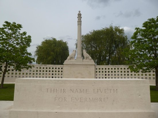 ‪Neuve-Chapelle Indian Memorial‬