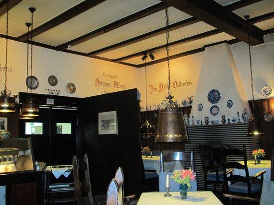 Romantik Hotel Boesehof: Die Dorfstube