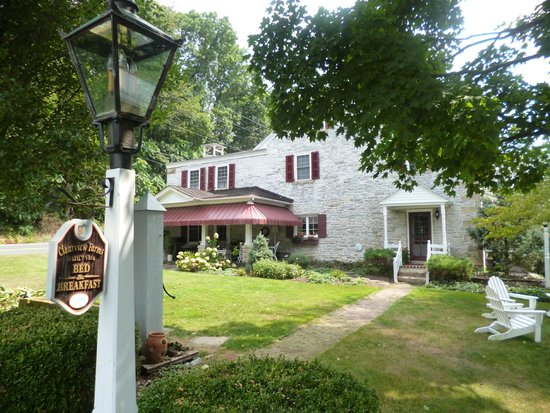 Clearview Farm Bed and Breakfast: The BnB