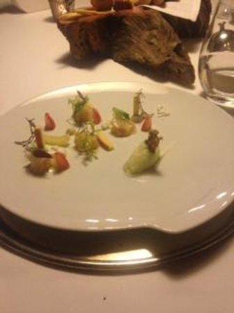 Gourmet-Restaurant Anna Stuben: Antipasto (Lavarello)