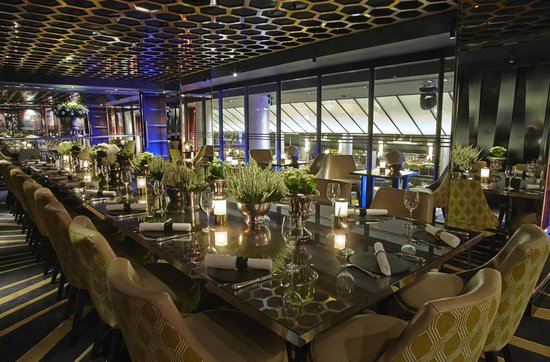 quaglinos prince of wales private dining room - Private Dining Rooms