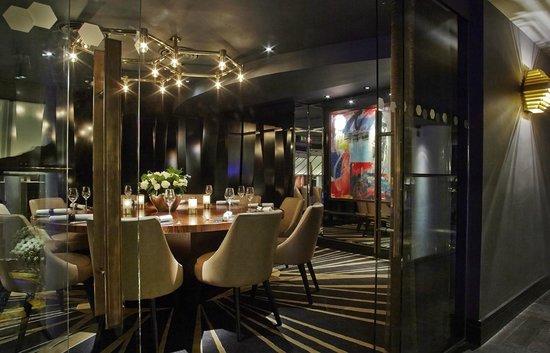 Giovanni private dining room - Picture of Quaglino\'s, London ...