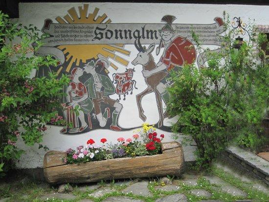Haus Wilhelmina: En plats uppe ovan Zell am See