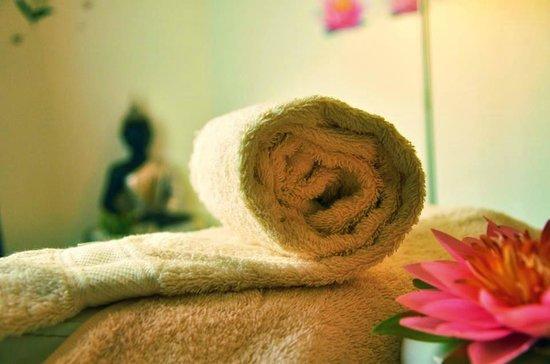 Les Acacias Hotel Djibouti: Spa & Massage