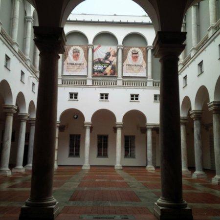 Palazzo Ducale : Il cortile interno.