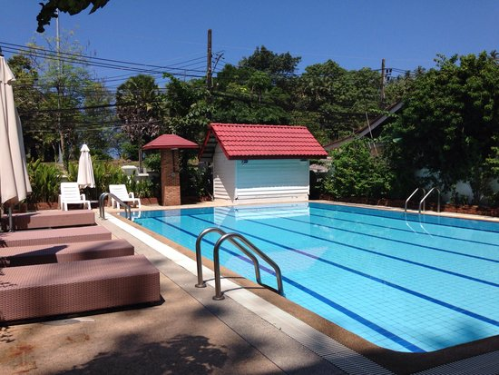 Surin Sweet Hotel: Pool