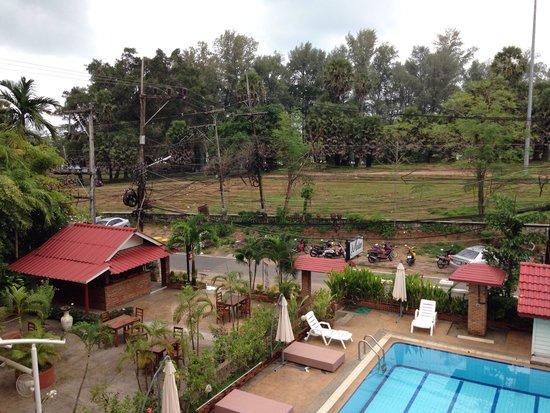 Surin Sweet Hotel: Room view