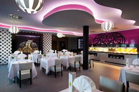 Hotel Riu Nautilus: Restaurant