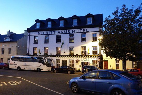 Nesbitt Arms Hotel in Ardara