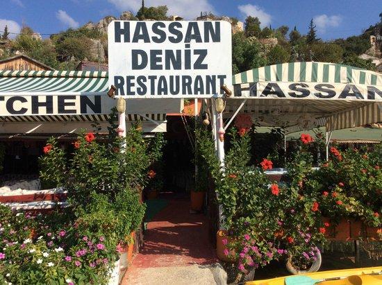 Hassan Restaurant : Jewel in the Crown