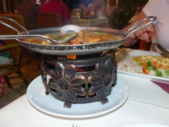 Mandalin Resturant: Diner