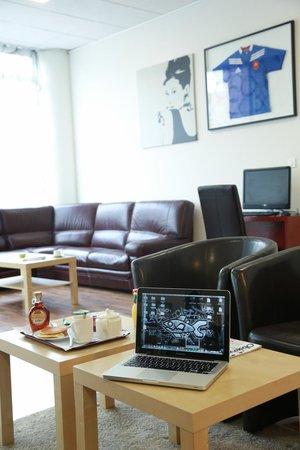 NordHotel Citotel: Notre salon