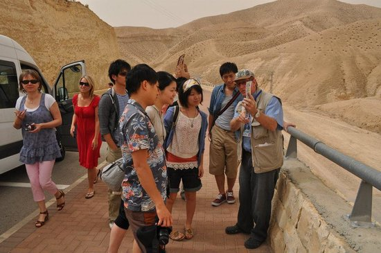 Moshe's Israel Guide Tour