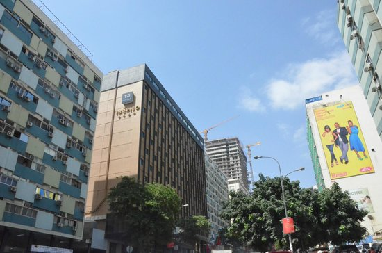 Hotel Tropico: Hotel