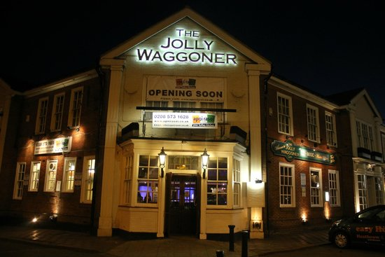 Apni Rasoi- The Jolly Waggoner