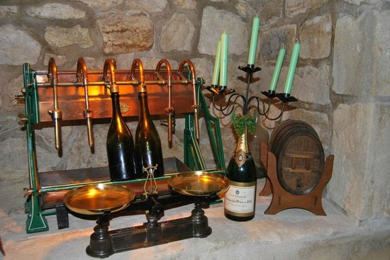 Champagne Launois: Museum