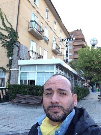 Hotel Oriente: Insomma